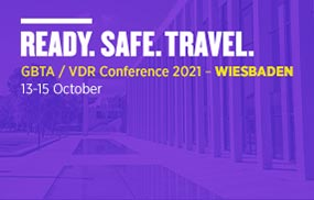 Save the Date - GBTA Conference 2021 Wiesbaden