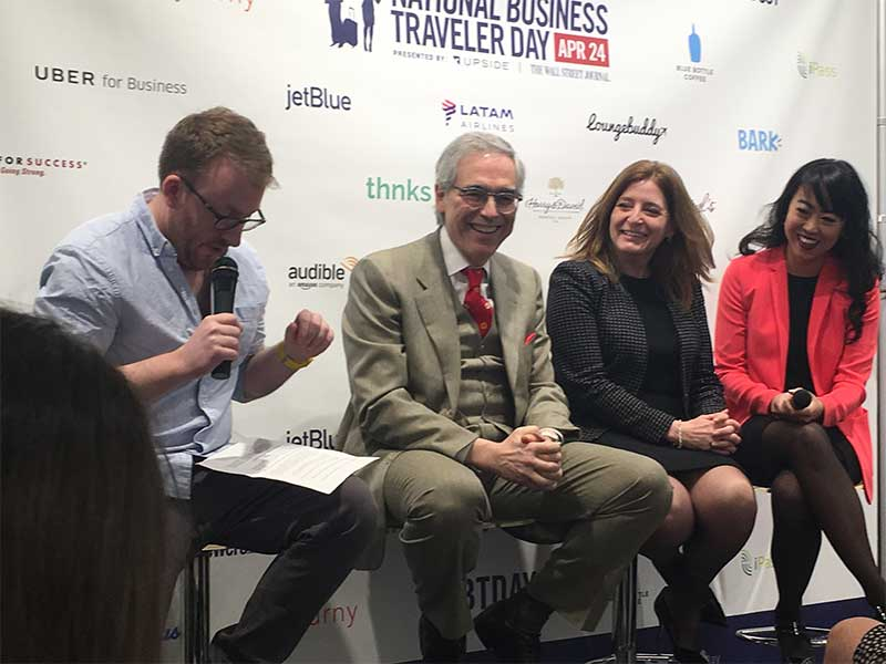 National Business Traveler Day Panel
