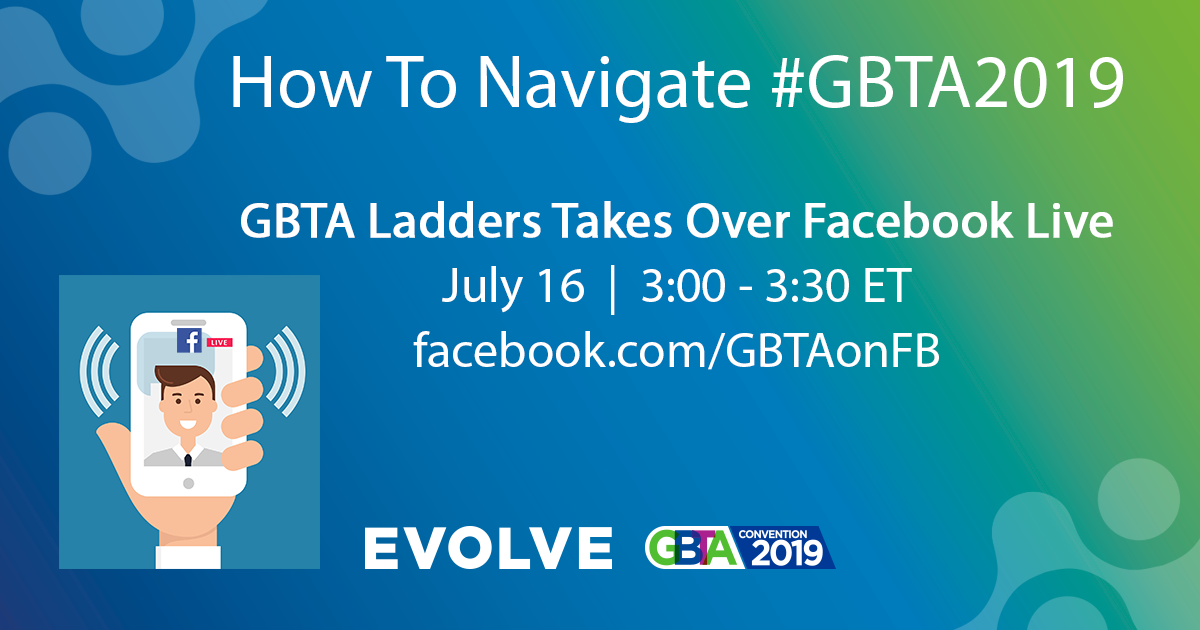 How to Navigate GBTA Convention: Tune in Tuesday to Facebook
