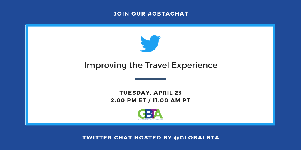 Twitter Chat: Improving the Travel Experience