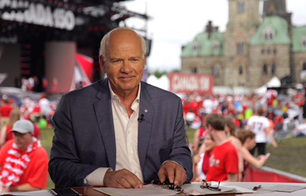 Iconic Canadian News Anchor to Speak in Toronto