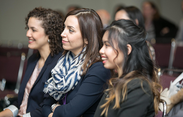 View the Toronto Education Sessions