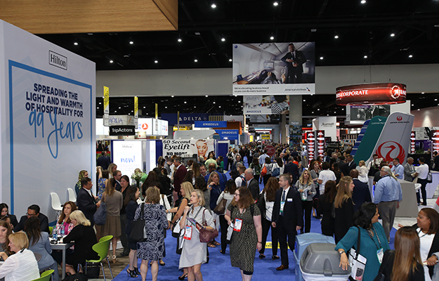 Exhibit at GBTA Convention 2019