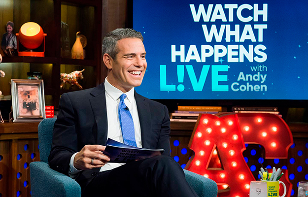 Andy Cohen to Speak at Convention