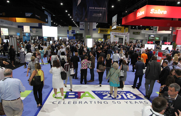 Sign up to exhibit at GBTA Convention 2019