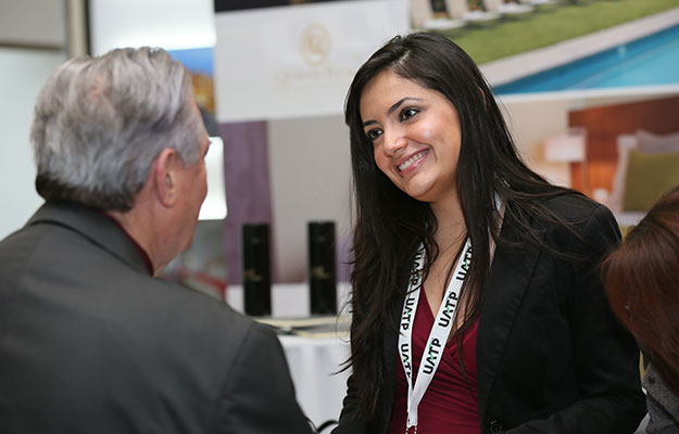 Exhibit at GBTA's Mexico City Conference