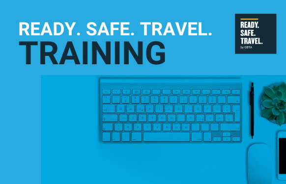Become a Ready. Safe. Travel. Specialist