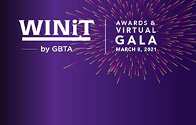 WINiT by GBTA Virtual Awards Gala - March 8
